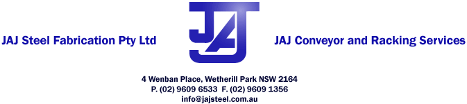 JAJ Steel Fabrication Pty Ltd